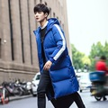 New Winter Male Jacket Long Winter Jackets Men Parka Hooded High Quality Warm Large Size Thick Coat Men Winter Jacket Hot Sale
