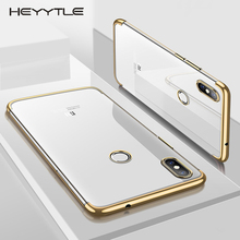 Heyytle Luxury Soft Silicone Cover For Xiaomi Mi 8 SE A1 5X