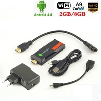 1pcs MK809IV Smart TV 2GB 8GB Android TV Box Wireless HDMI Dongle for Android Mini PC Quad Core RK3188T WIFI TV Stick