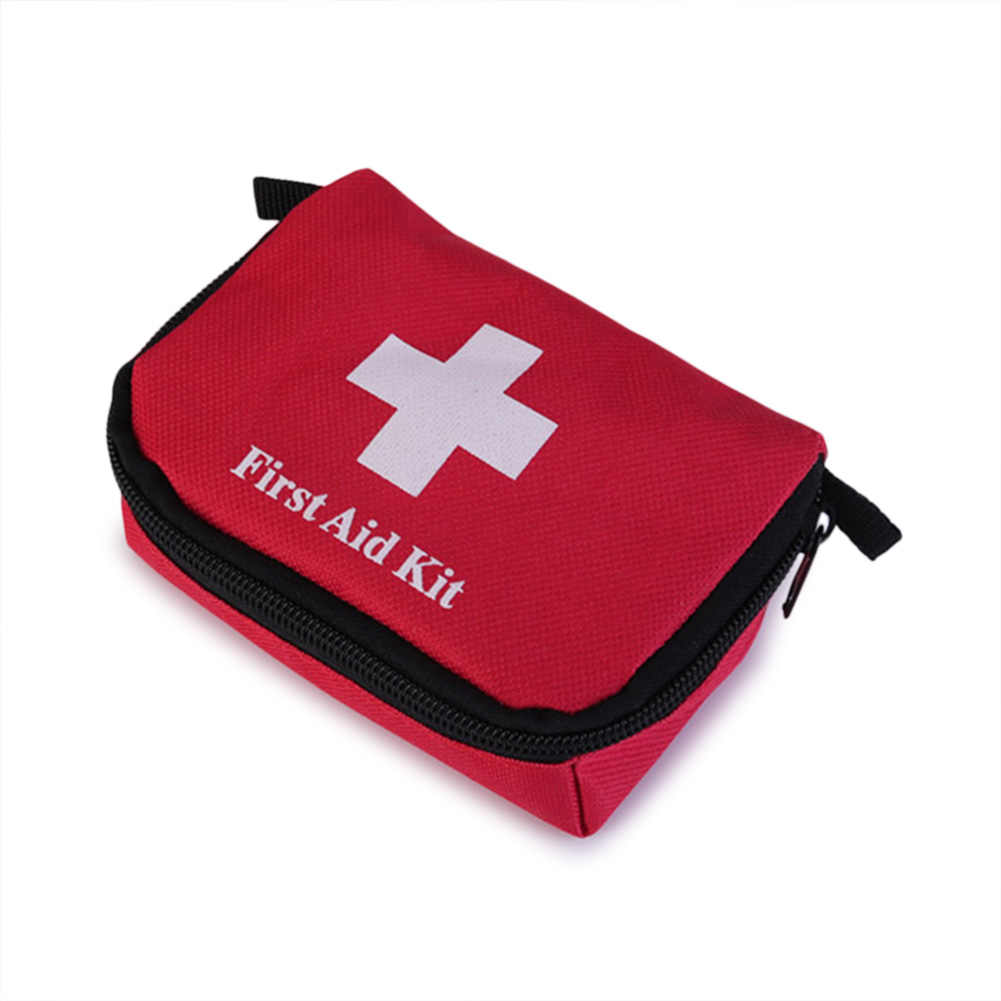 First Aid Kit Rescue Bag Survival Emergency Treatment Mini For Outdoor Hiking Camping XHC88