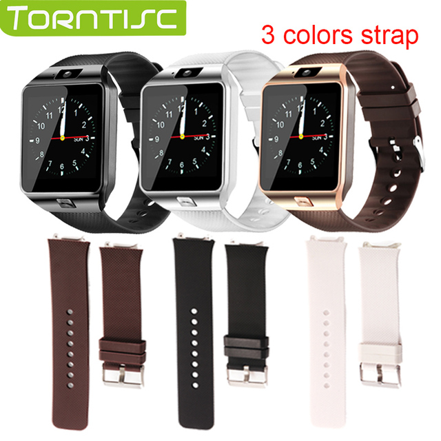 TORNTISC Bluetooth smart watch DZ09 passometer 2G GSM SIM TF Card Camera Smartwatch for Apple iOS Xiaomi Android phone PK q18