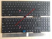 Новая клавиатура для ноутбука Lenovo ThinkPad E550 E555 E550C E560 E565 США/Великобритания Макет