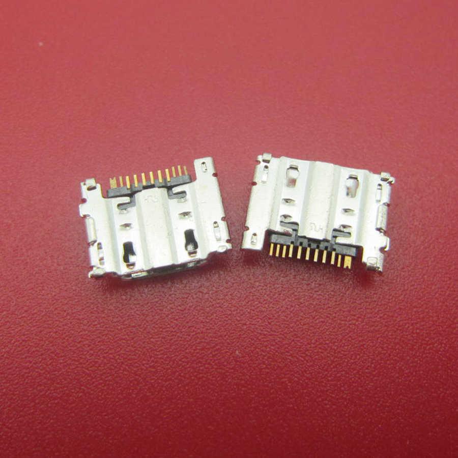 1 Pcs Charger Asli Pengisian Micro USB Port Dock Jack Soket Konektor untuk Samsung Galaxy Tab 4 8.0 T330 SM-T330 SM-T350 T350