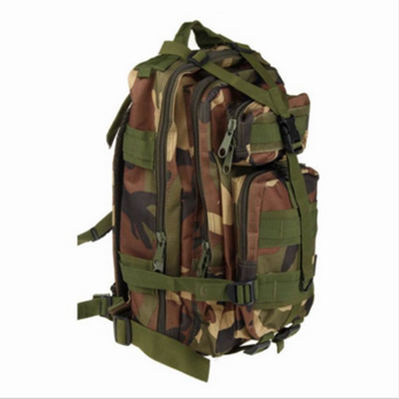 ФОТО 9 Colors Waterproof Oxford Outdoor Hunting Army Came Bag Military Army Tactical Rucksack Sport Travel Trekking Camouflage Bags