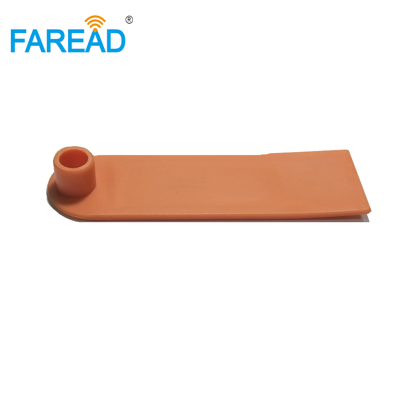 X60pcs 860~960MHz RFID Passive Tag Animal ID UHF Ear Tag For Sheep Identification With Embeded Chip