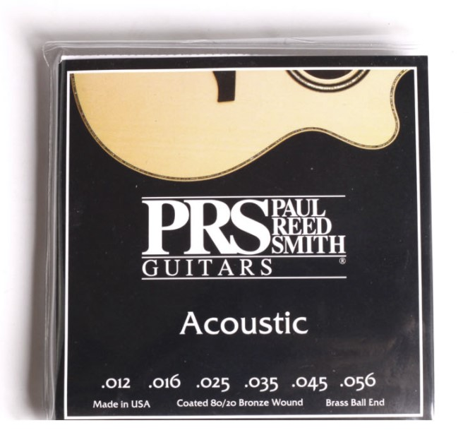 Paul Reed Smith PRS Acoustic Strings 12-56 джемпер paul smith джемпер