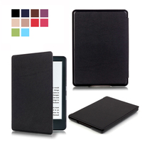 New Smart Case For 2016 New Kindle Touch 8th Generation Ereader And Grass Protector For Kindle