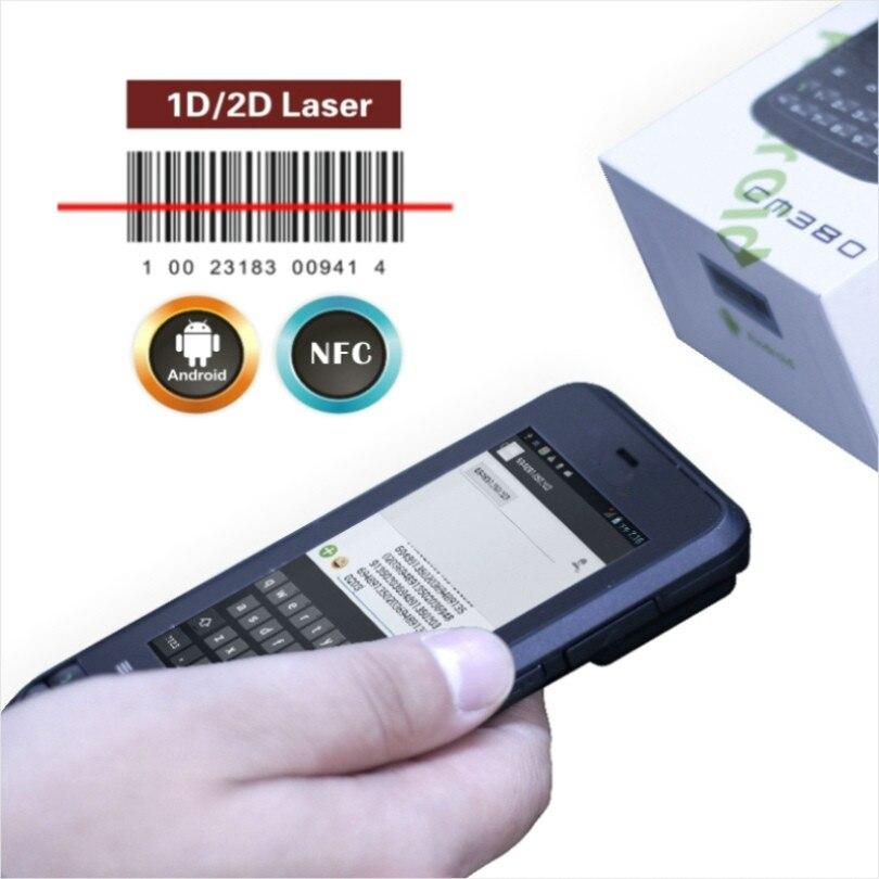 Ls388d Android Data Collector КПК со встроенным 2d сканера штриховых кодов NFC читатель WI-FI Bluetooth GSM/3G