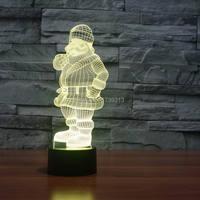 Novelty 3D Character Design Desk Lamp LED Lamp For Children Bedroom Decoration FS 3196