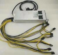 100% работает в течение 6 P * 10 1360 Вт источника питания AL1300-7378A Номинальная 1360 Вт источника питания D3 L3 + A7 741 стабильной скорости, полностью проте...