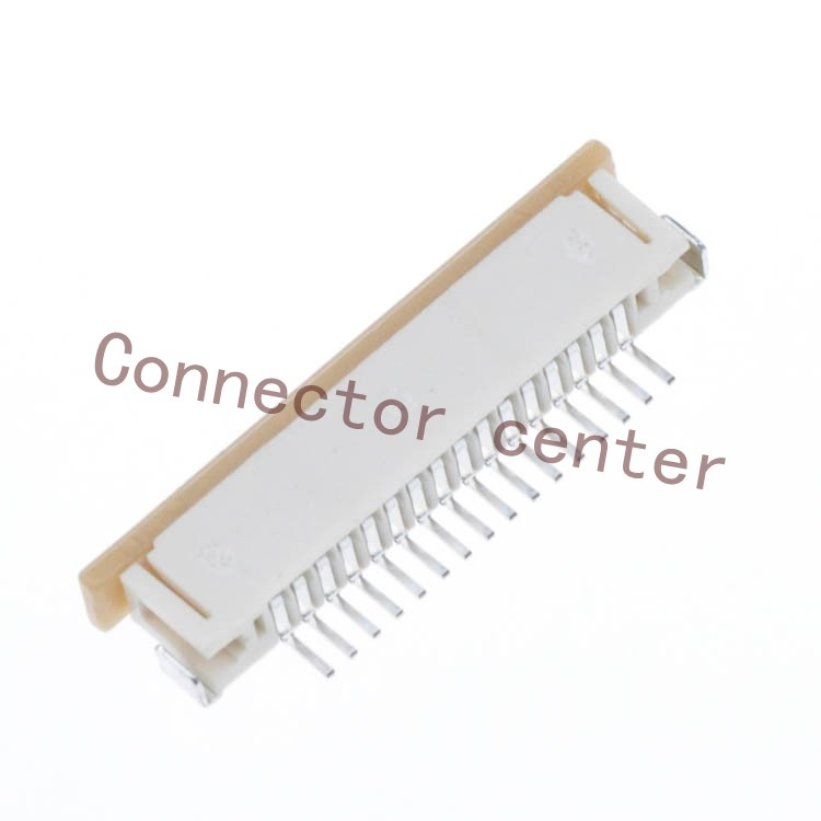 Original FPC/FFC ZIF Connector For Molex 1.0mm Pitch 16Pin 3mm Height Single Row Lower Contact 52271-1679