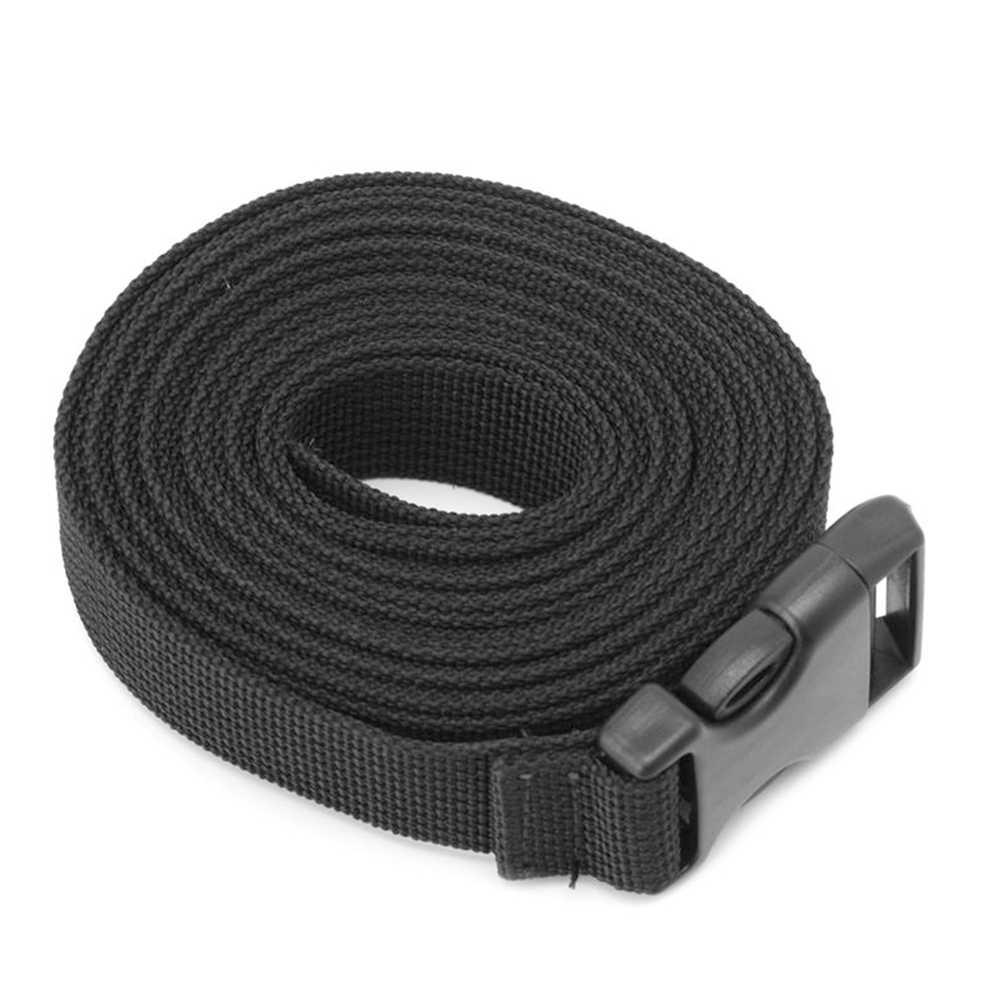 Чемодан сумка матрас длинные черные ресниц нейлон ремень с пряжкой Quick Release связанные группа фиксированный пояс чемодан упаковочные ленты