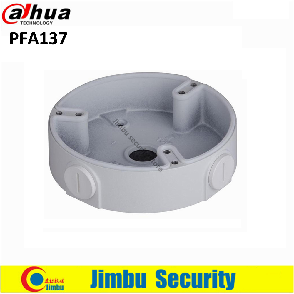 Dahua CCTV bracket PFA137 Water-proof Junction Box  IP Camera Brackets Camera Mounts CCTV accessory cctv security explosion proof stainless steel general bracket