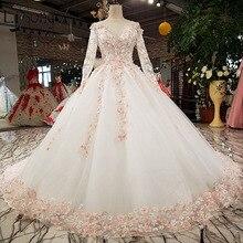 wedding dresses with sleeves 2018 lebanon