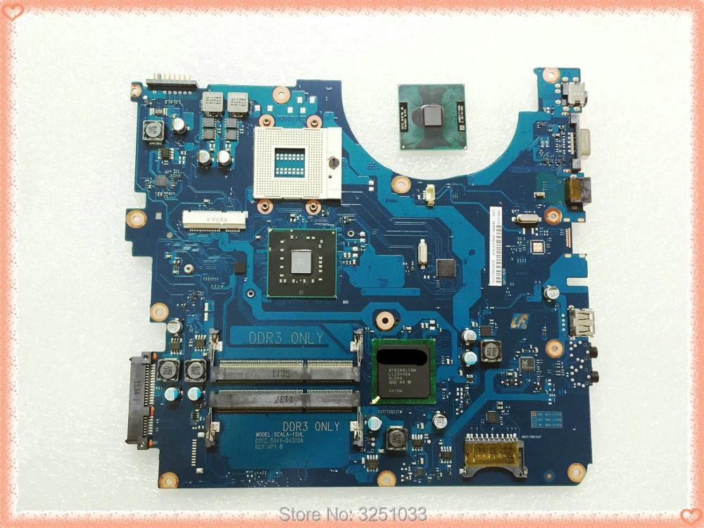 BA41-01322A for Samsung RV510 Laptop Motherboard BA92-06564A BA92-06564B DDR3 Full Tested Free Shipping for samsung np305v5c laptop motherboard ba92 08724a ba92 08724b ba41 01681a 100