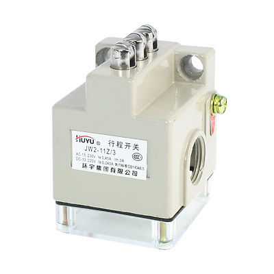 3NO 3NC SPDT Momentary Five Parallel Roller Limit Switch JW2-11Z/3  lxw5 11d1 push button actuator basic limit switch microswitch no nc spdt