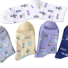 Женские носки 35-40 Cacti Socks New