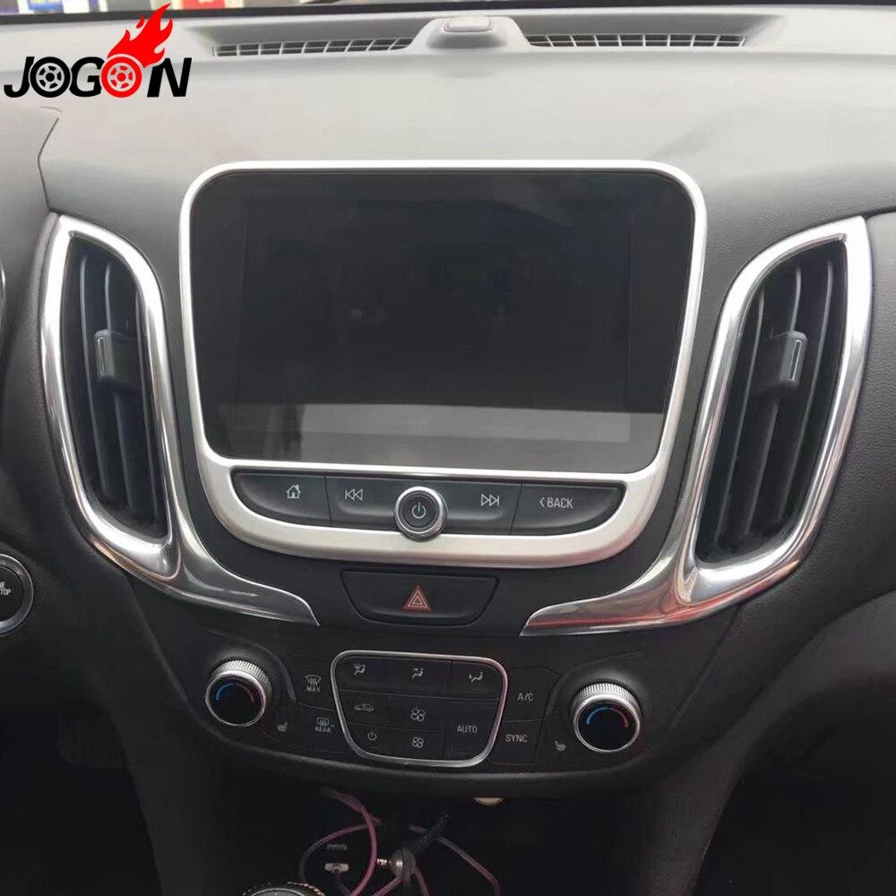 2018 Chevy Equinox Interior: For Chevrolet Holden Equinox 2017 2018 Car Interior
