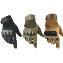 Military Full / Half Finger Tactical Gloves Combat Airsoft Hunting Assault Army