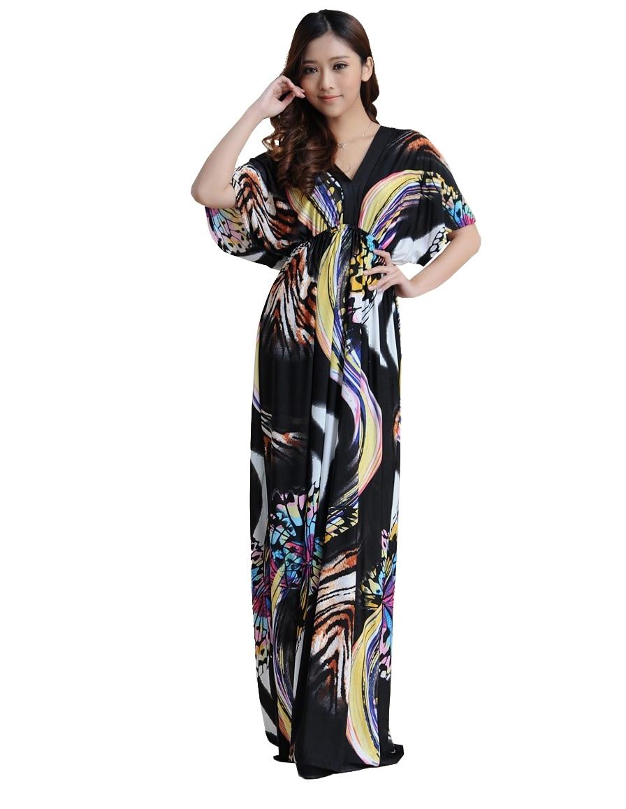 Женские пляжные платья в стиле бохо