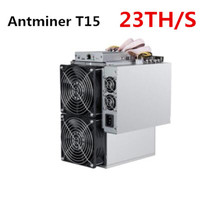 BITMAIN Newest 7nm Asic SHA-256 Miner AntMiner T15 23T With PSU BCH BTC Miner Better