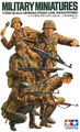 TAMIYA MODEL 1/35 SCALE military models #35196 German Front-Line Infantrymen plastic model kit