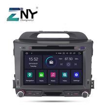 Android 9,0 автомобильный Радио dvd-плеер 2 Din для Kia Sportage 2009-2015 8 «ips Мультимедиа gps Навигация стерео 4 + 32 ГБ Подарочная камера