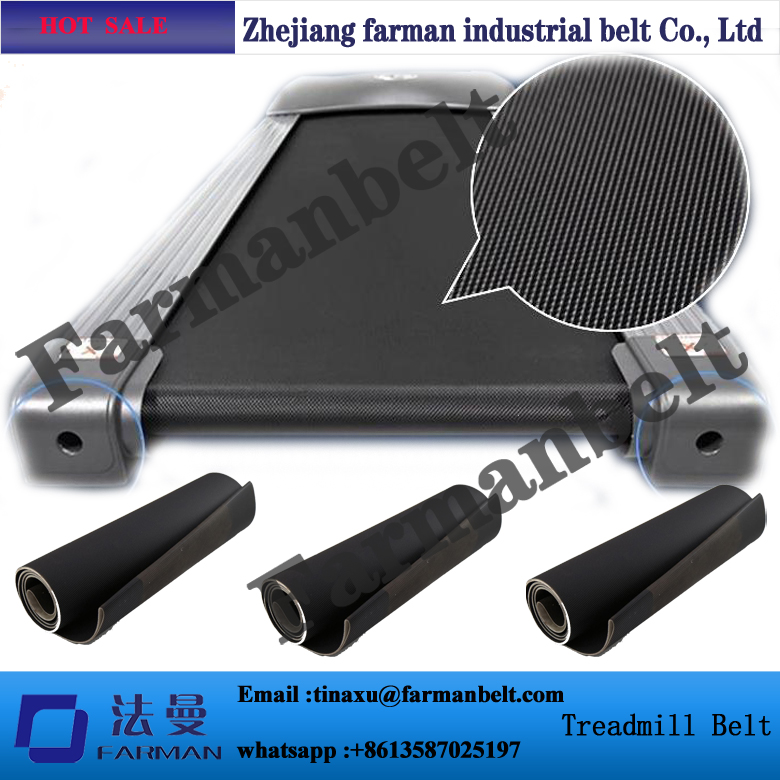 China Pvc Treadmill Walking conveyor belt/Running conveyor belt punching holes egg conveyor belt