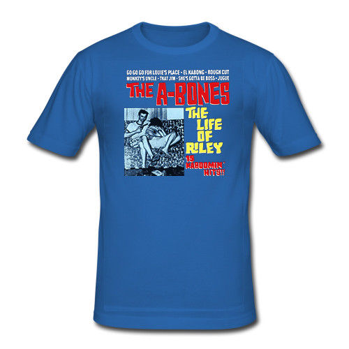 The A Bones Tee Garage Rock Band Billy Miller S M L Xl 3Xl T Shirt The Zantees ...