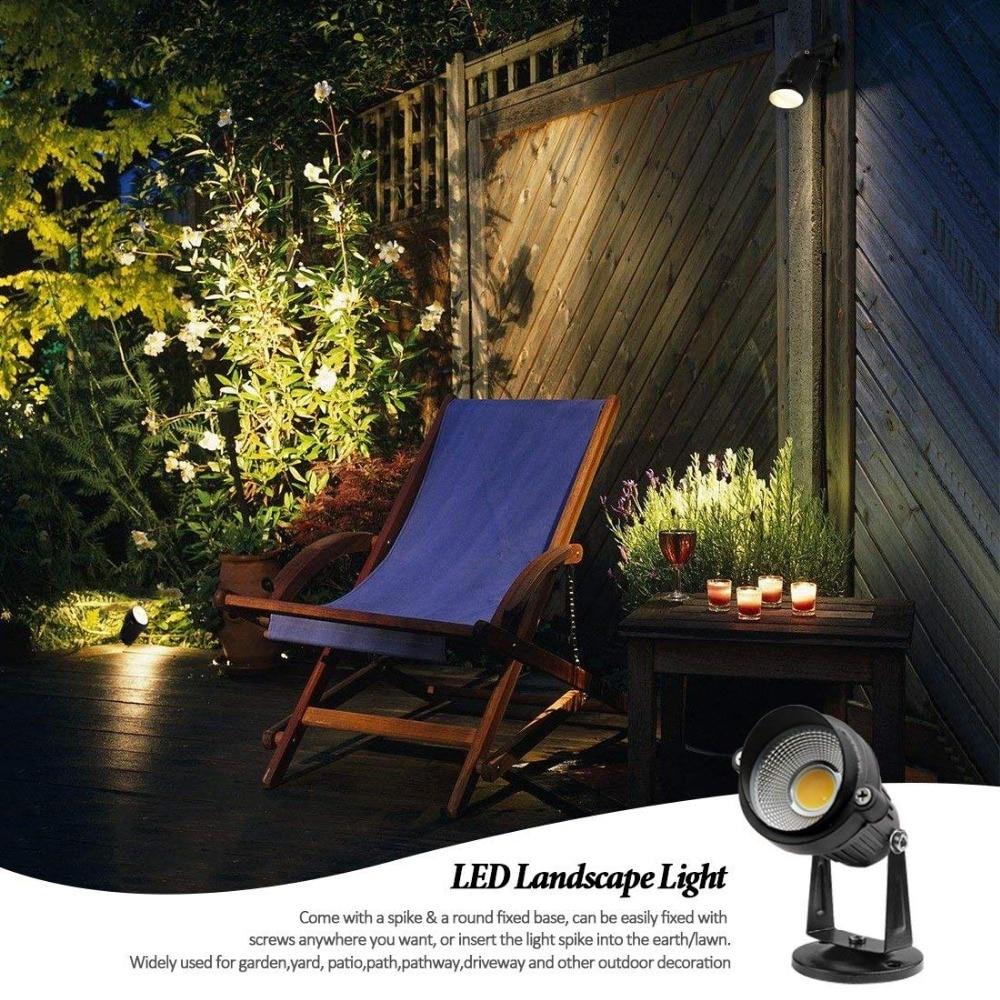 cheapest YANKE LED Solar Lawn Lights Outdoor IP67 Lamp for Courtyard Garden Balcony Waterproof Led Solar Garden Light Lawn Night Light