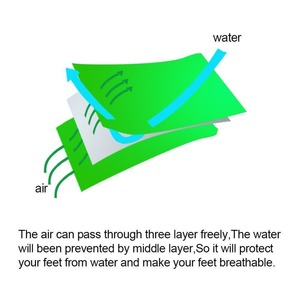 Image 4 - JKRISING водонепроницаемые носки профессиональные ветрозащитные дышащие Coolvent мужские и женские зимние носки