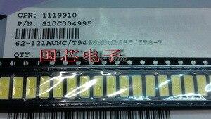 Image 2 - EVERLIGHT LED rétro éclairage 1 W 7030 6 V blanc froid 90 100LM TV Application 62 121AUNC/T9498M8MBS8C/TR8 T