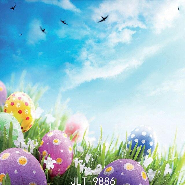 easter egg hunt fairy tale studio photography backdrops vinyl photo background