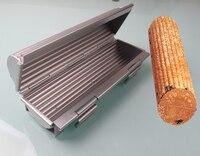 라운드 모양의 하드 내구성 토스터 피리 벽 알루미늄 Moldes 토스트 프랑스 빵 금속 금형 DIY 빵집