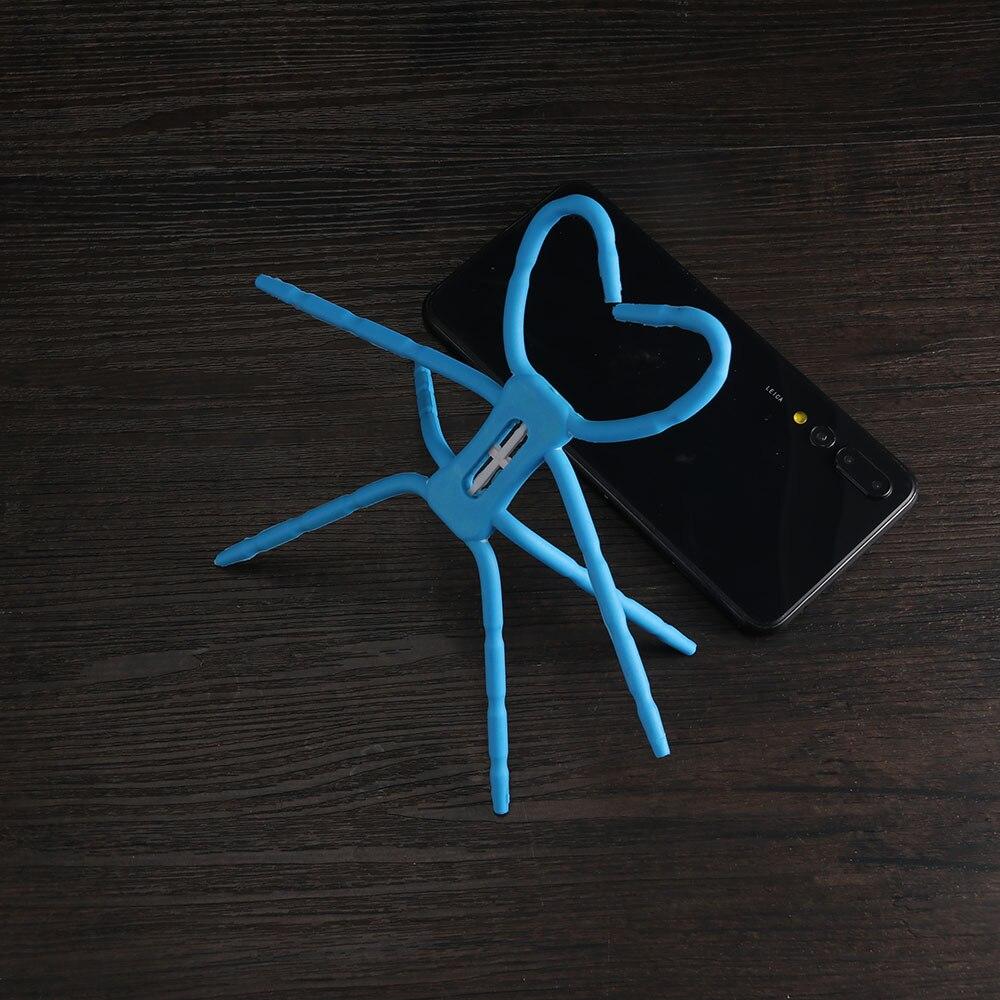 Universele Houder Spider Mobiele Telefoon Houder Voor Draagbare Slanke Mobiele Telefoon Houder Intelligent Speelgoed Auto-interieur Decoratie Rijden Met Een Brullende Handel