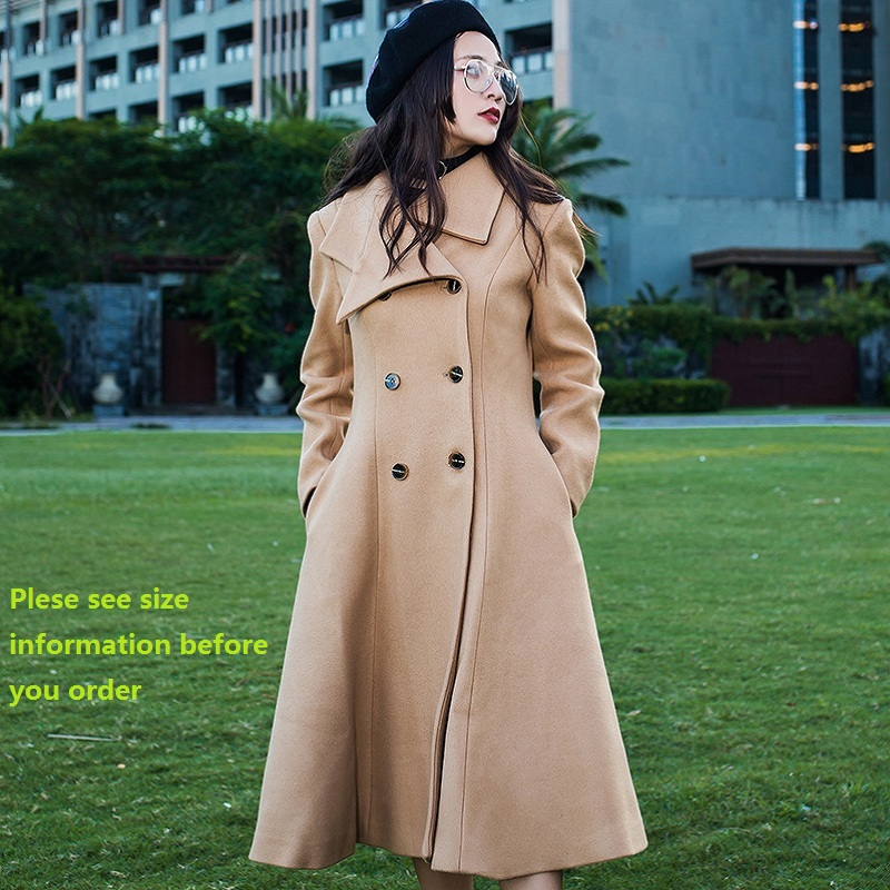 Autumn Winter women's Coat women's Clothing jacket trench Women outerwear maternity clothes Pregnant coat 999 maternity clothes coat autumn winter loose maternity clothing jacket trench pregnant women outerwear woolen maternity long coat