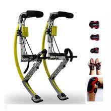 Saut Pilotis Adultes Kangourou Chaussures Hommes Femmes Fitness Exercice (154 ~ 198lbs de temps/70 ~ 90 kg) Rebond chaussures