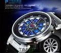 Orgullo Nueva Hombres del Diseño LED Binary Relojes Deportivos X6 Impermeable Al Por Mayor de China