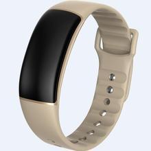 Смарт-браслеты A69 сердечного ритма Приборы для измерения артериального давления Часы умный Браслет Фитнес Трекер как Xiaomi Mi band 2 как fitbit