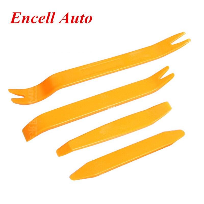 4pcs Auto Car Radio Panel Door Clip Trim Dash Pry Repair Tool For SUBAR U LEGACY XV OUTBACK FORESTER Impreza WRX BRZ J501SFJ600