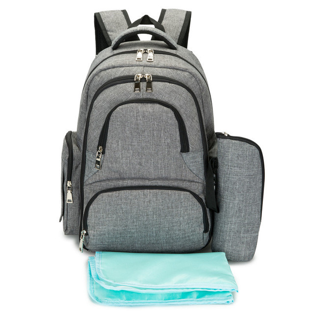 Nappies Changing Mother Baby Travel Diaper Backpack Mommy Bag Stroller Diaper Bags Baby  Baby Organizer Disposable Diapers Tote