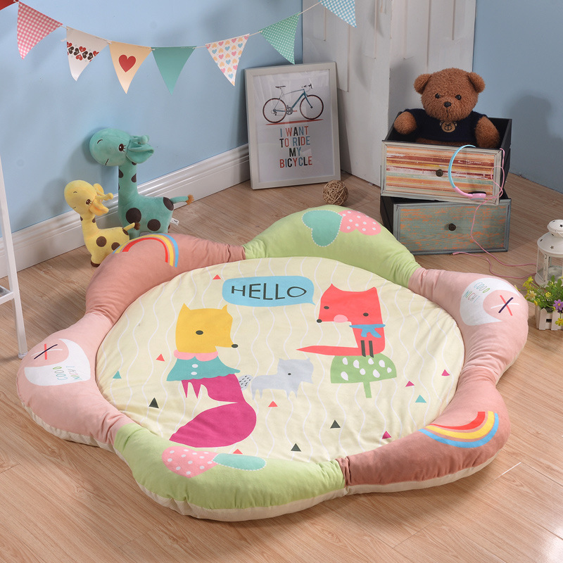 Baby Crawling Game Mat, Protective Pad, Child Thickening Climbing Mat, A Replacement Mat .