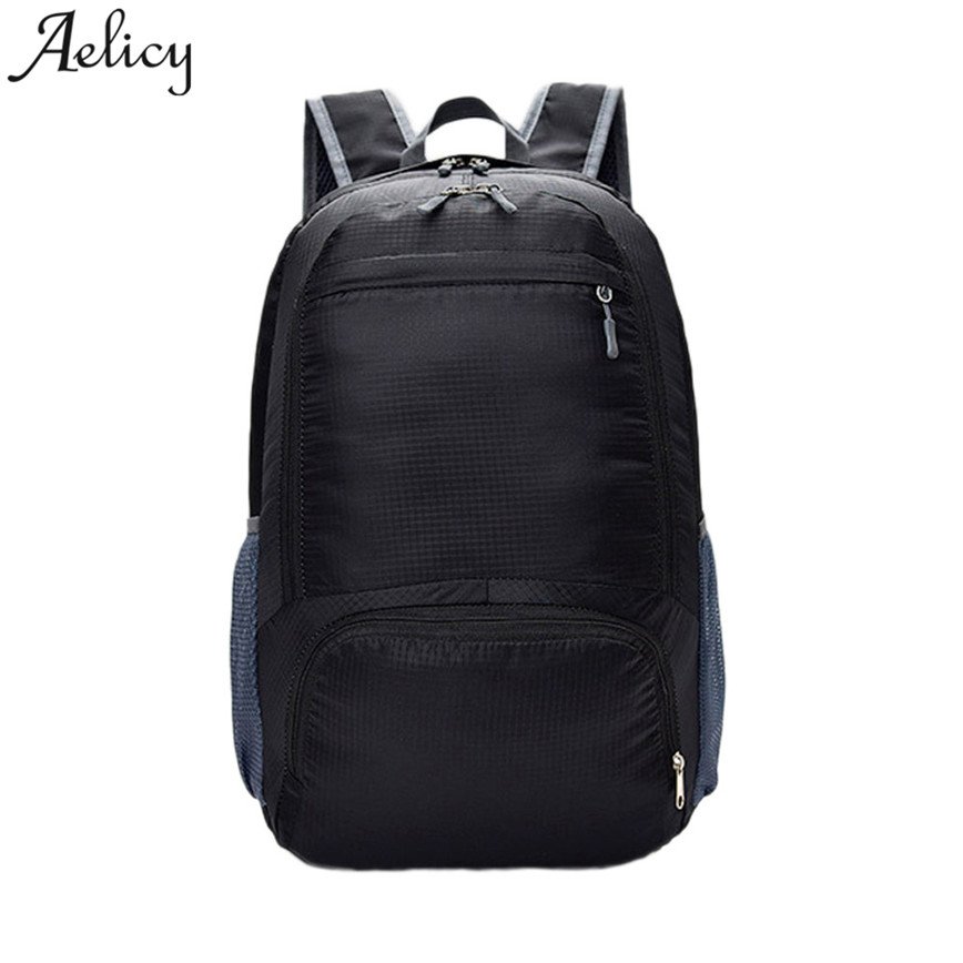 Aelicy Large Capacity Backpack Women Pure Color Zipper Travels Bag Girl Shoulder Bags Fashion School Backpacks C25 aelicy brand teenage backpacks casual backpack travel bag women large capacity school bags for girls laptop backpack bags