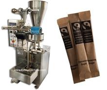 Pillow Bag Automatic Coffee Powder Sachet Packing Machine Price