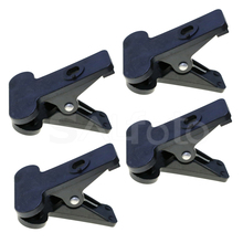 4pcs Backdrop Clamp Strong Spring Reflector Clip Holder for Photo Studio Background Support Stand Photography Equipment