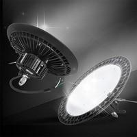 LED High Bay Light, 100W UFO High Bay LED Light, 13000LM 5000K Waterproof Warehouse LED Lights, Commercial Lighting, LED HighBay