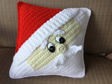 Decorative Santa Pillow decorate home baby use