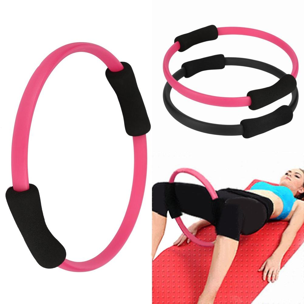 Pilates Ring Magic Circle Sporting Goods Yoga Ring Exercise Fitness Weight Tool Indoor Fitness Yoga Training Tool