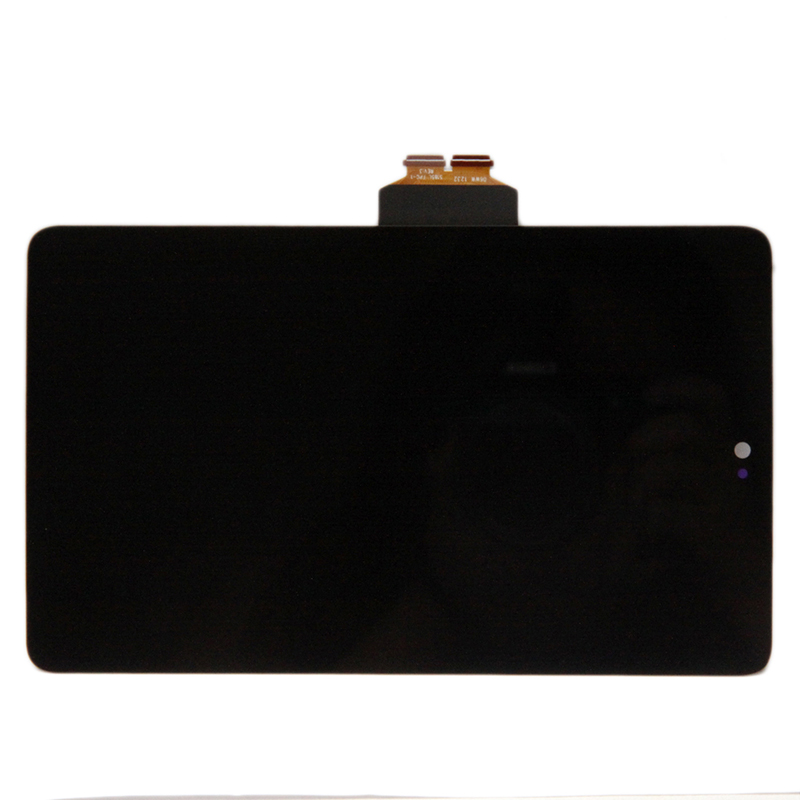 For Asus Google Nexus 7 ME370 ME370T Touch Screen Digitizer with LCD Display Assembly free shipping for motorola google nexus 6 xt1100 xt1103 lcd display touch screen with frame assembly with free tools