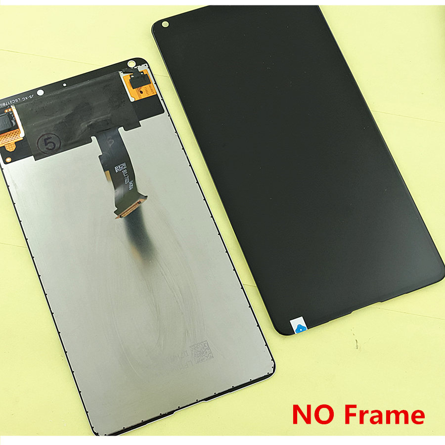"Image 4 - 5.99"" lcd FOR Xiaomi MI Mix 2S Mix2S LCD Display+Touch Screen Digitizer Assembly Replacement Accessories MI mix2s LCD Screen-in Mobile Phone LCD Screens from Cellphones & Telecommunications"